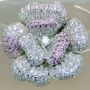 Diamond Brooch 300x300 Custom Design Services