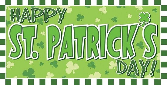 stpats1 web1 St Patricks Day will make you Green with Envy.