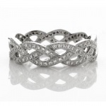 wedding band 150x150 Top Trends in Bridal Jewellery